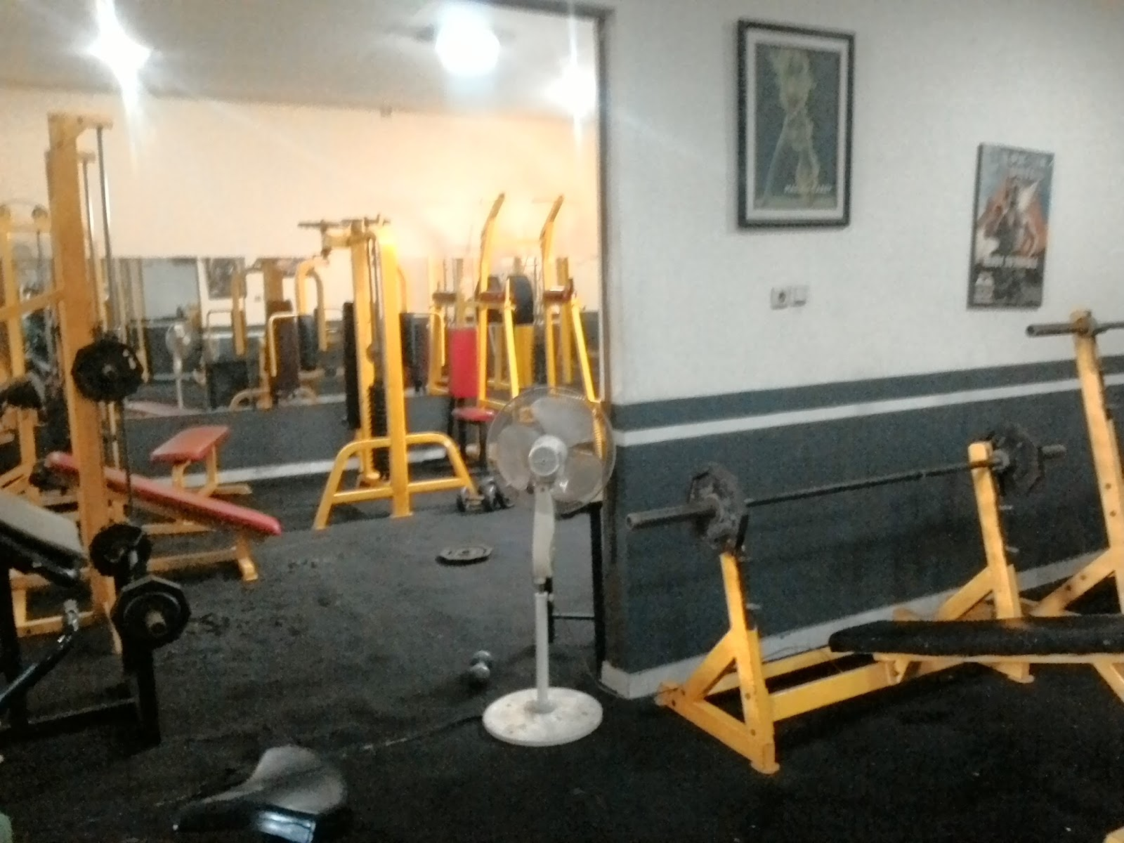 Bang Day Gym - photo