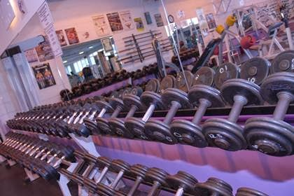 Panthers Health Club - photo