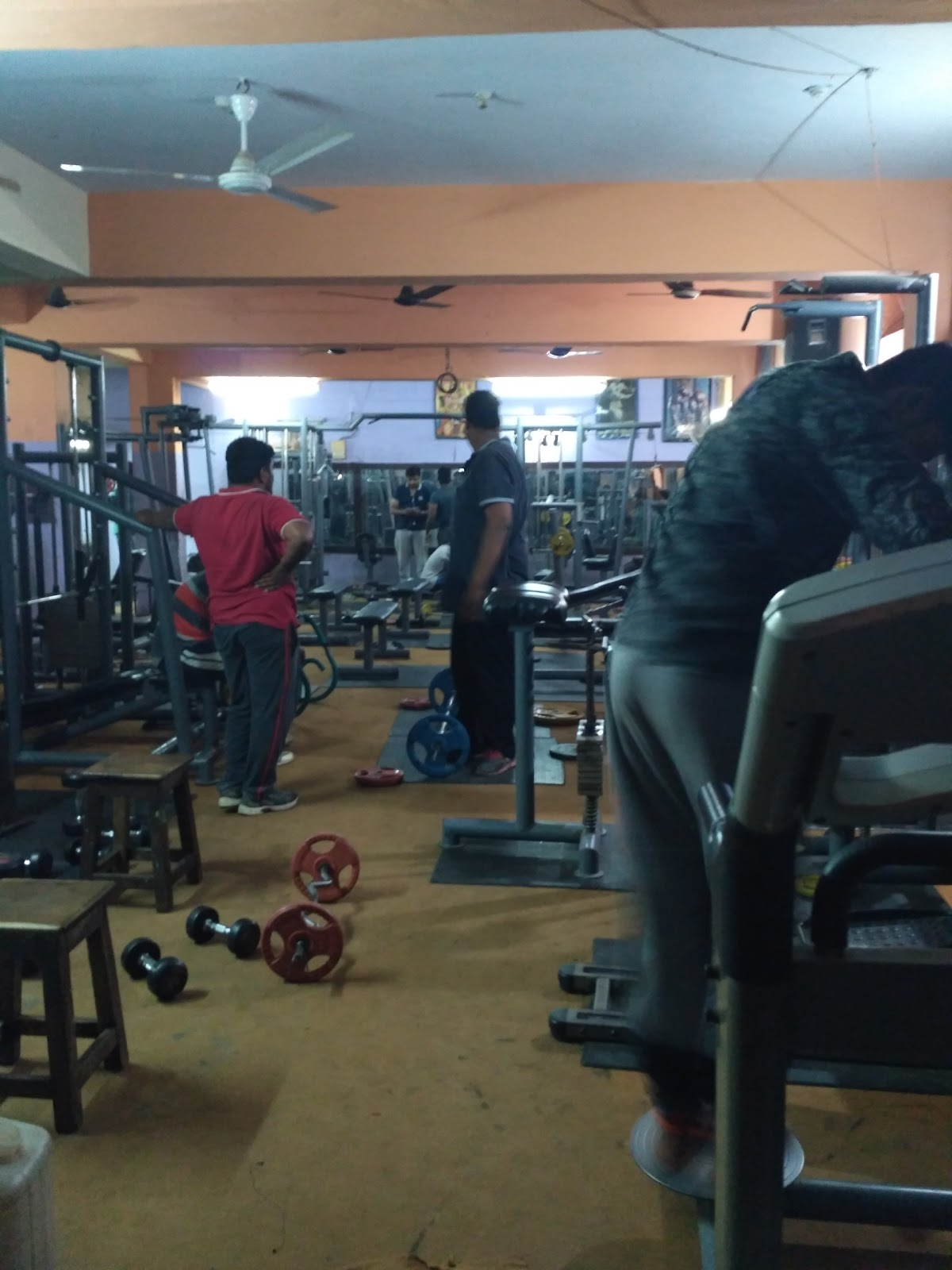 Power Gym - photo