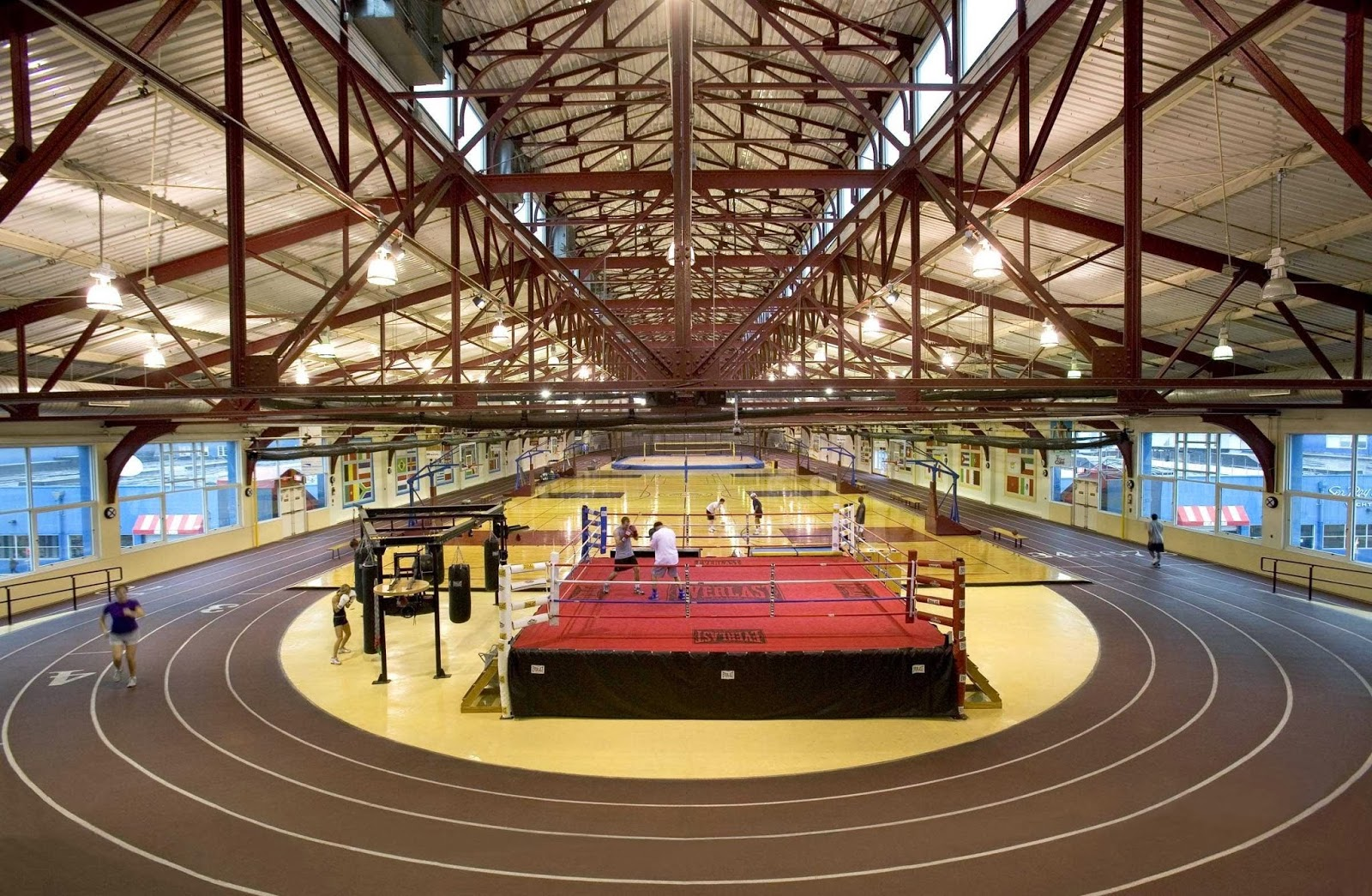 The Sports Center at Chelsea Piers - photo