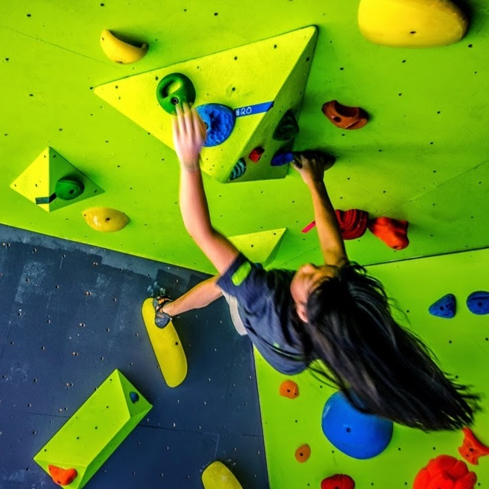Coastal Climbing Gym - photo