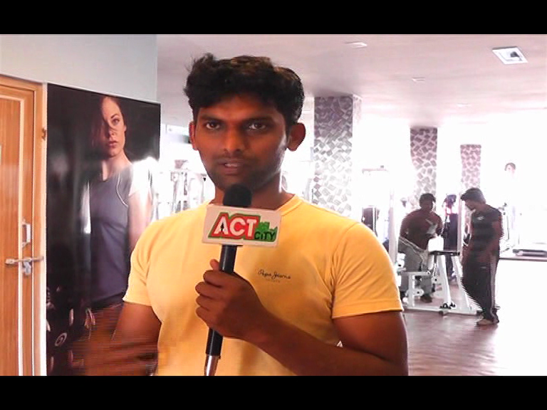 SLIM LIFE FITNESS CENTRE A/C,NELLORE. - photo