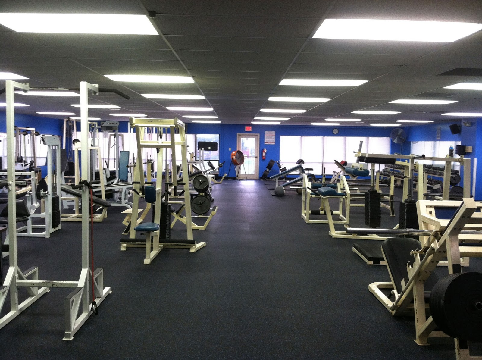 Harrison Premier Fitness - photo