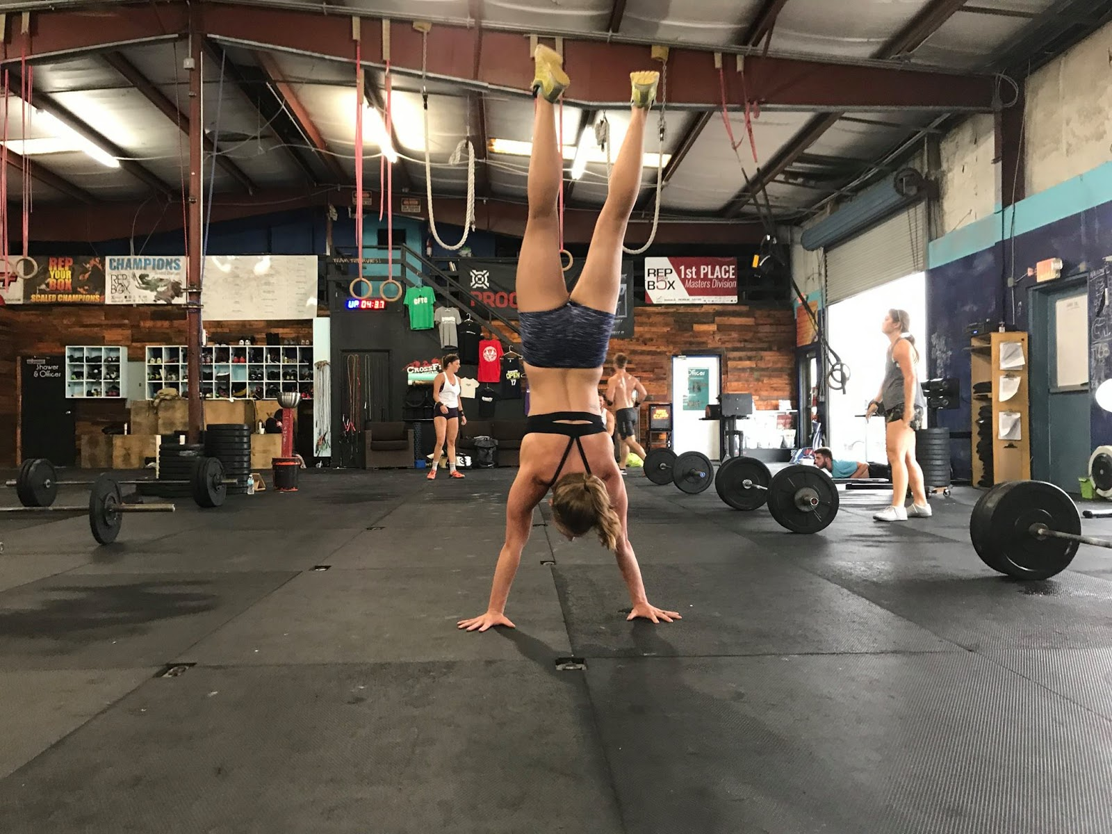 CrossFit Total Control - photo