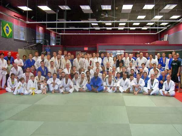 Brazilian Jiu-Jitsu United - photo