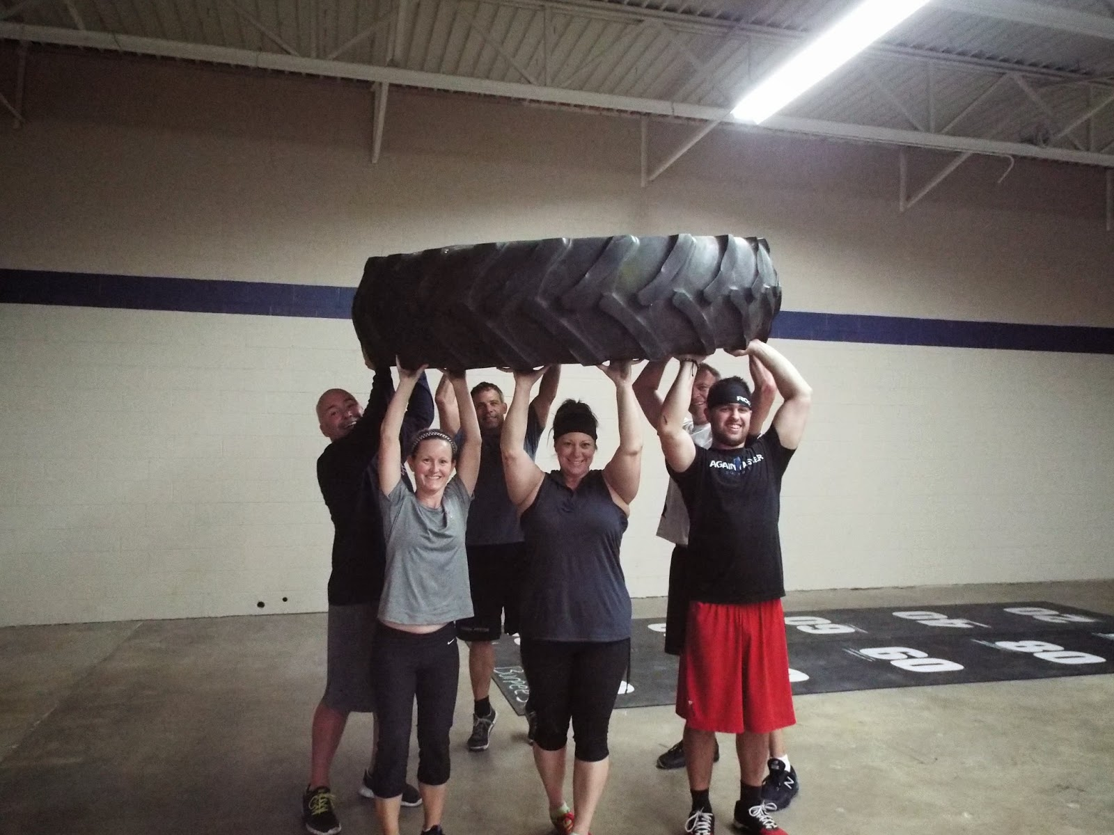 CrossFit Dedication - photo