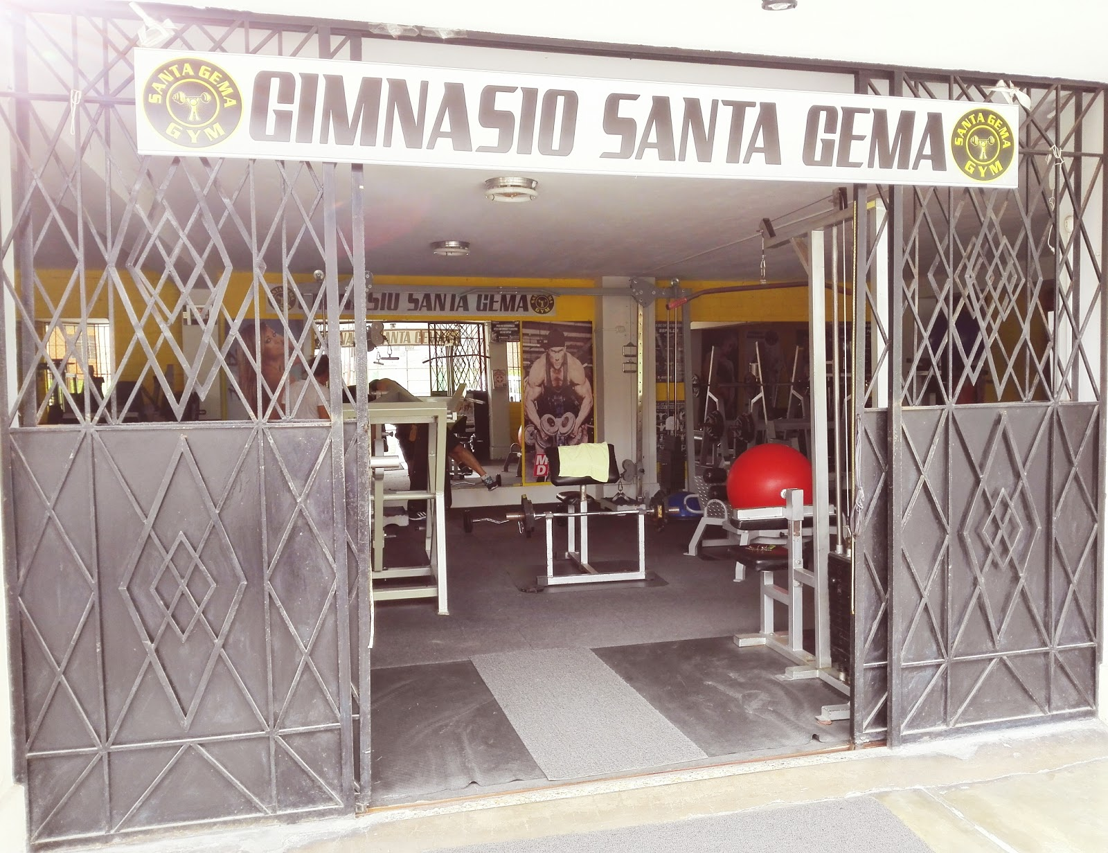 Gimnasio Santa Gema - photo