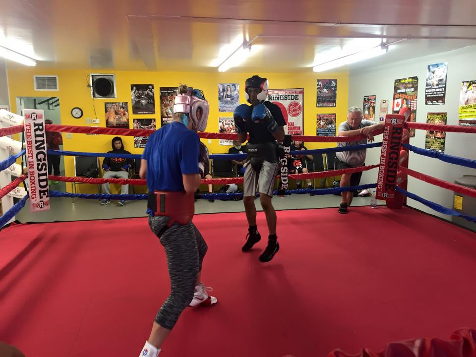 Westchester Boxing Edmonton - photo