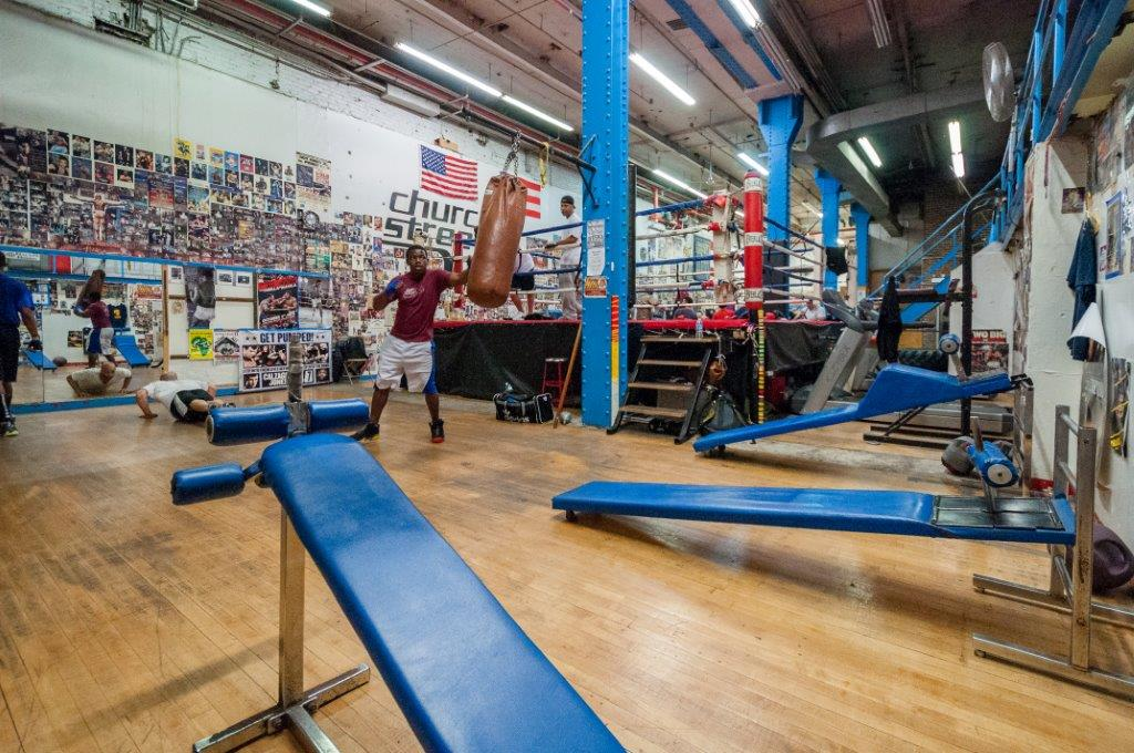Church Street Boxing Gym - photo