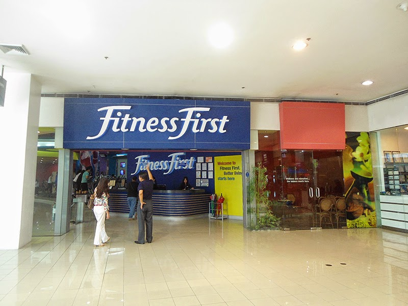 Fitness First - North Edsa - photo
