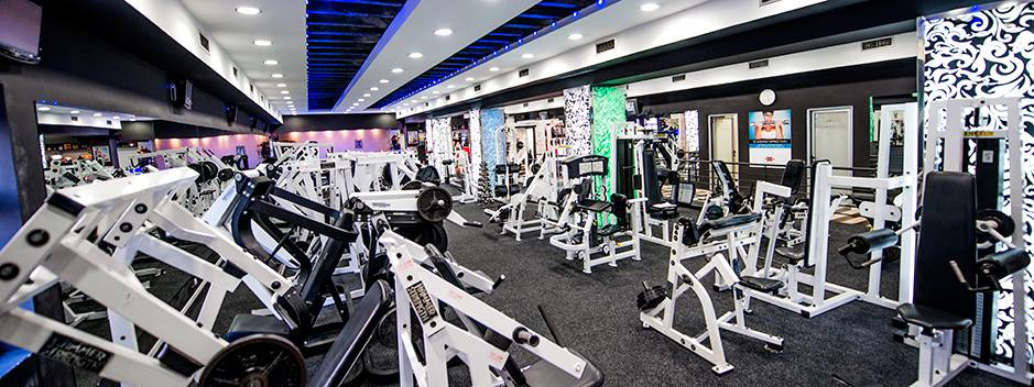 Extreme Gym Fitness Center - photo