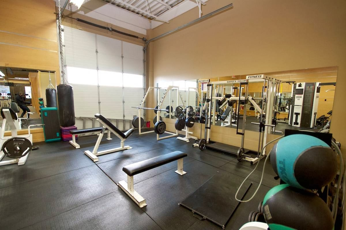 Whyte Total Personal Fitness - photo