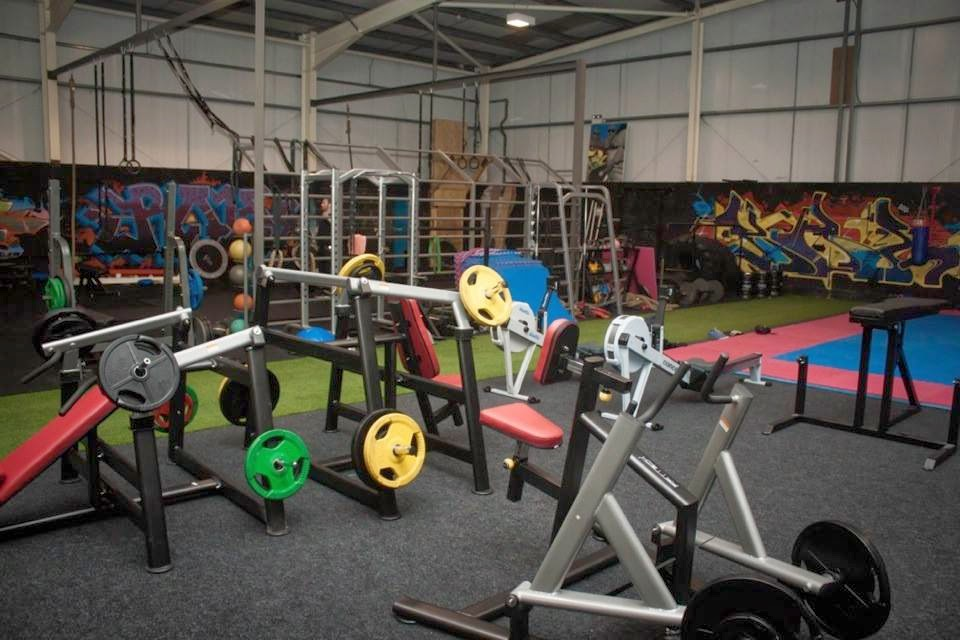 The STRONG ROOM GYM (T.S.R.) - photo