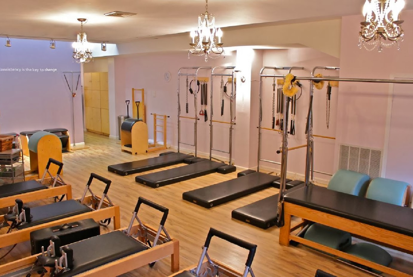 Power Pilates - photo