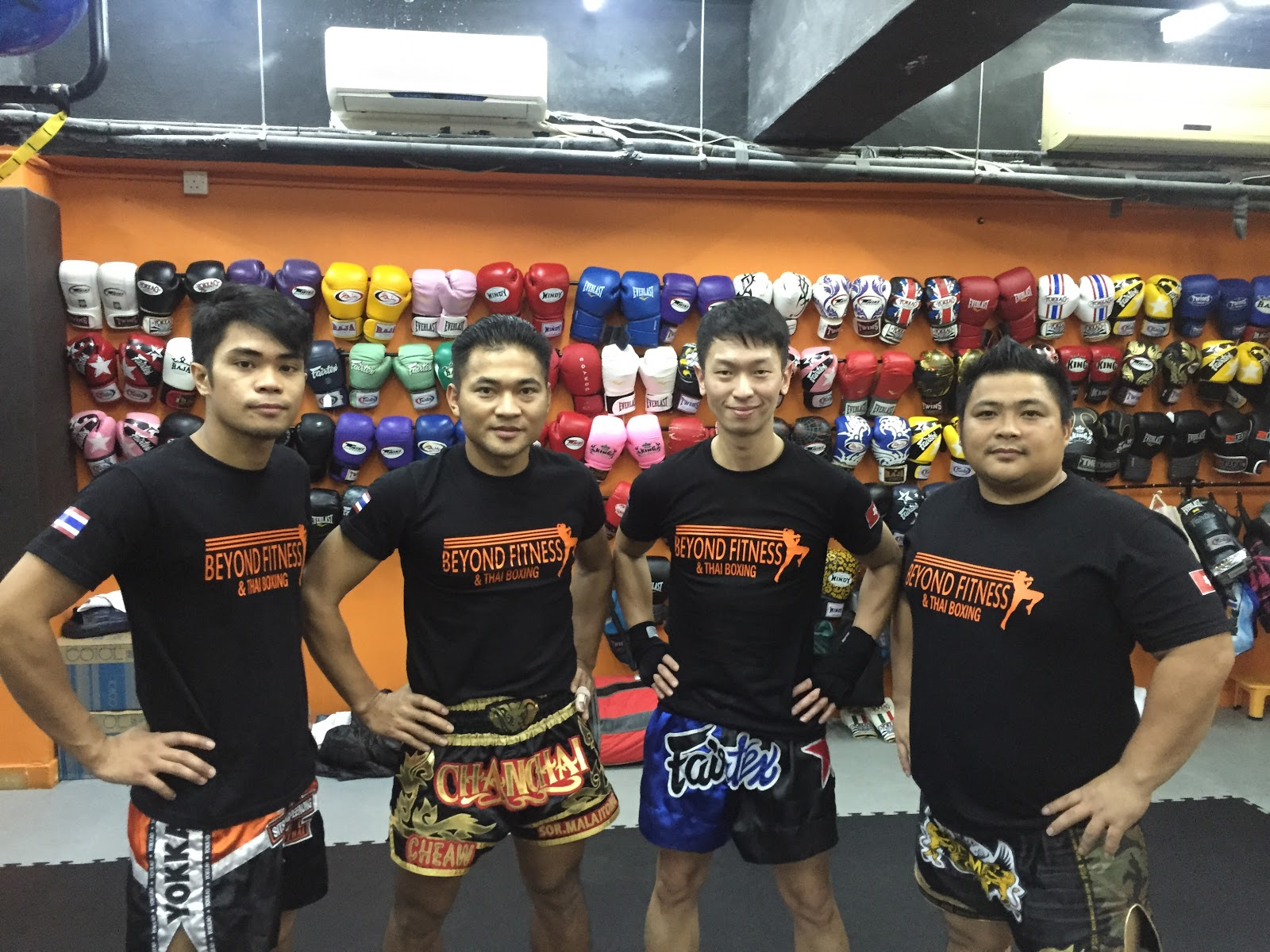 Beyond Fitness and Thai Boxing - photo