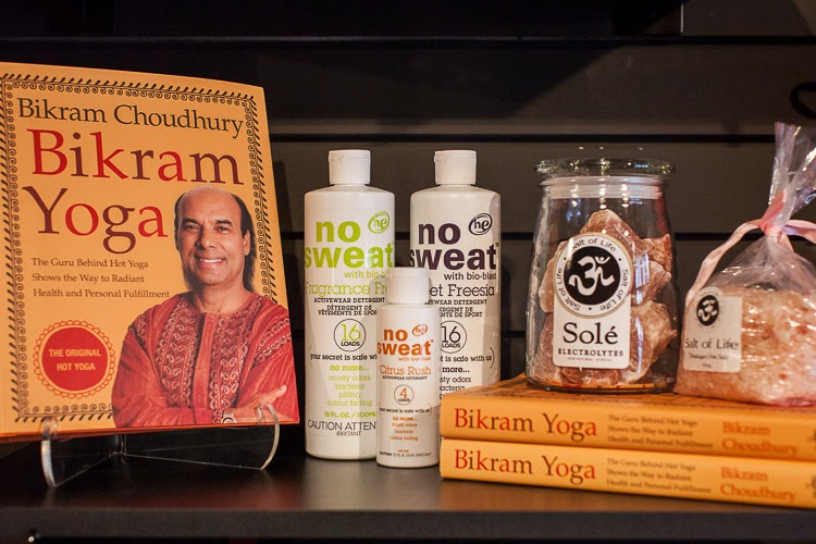 Bikram Yoga - photo