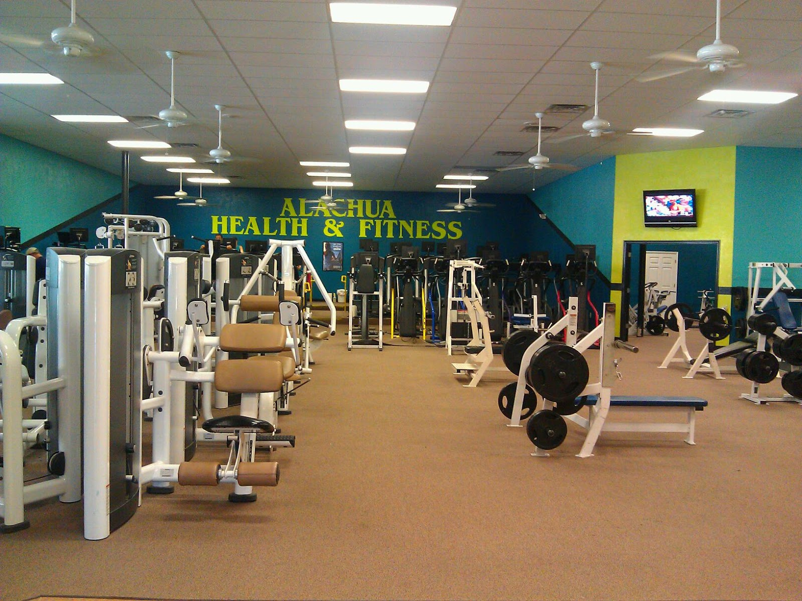 Alachua Health & Fitness - photo