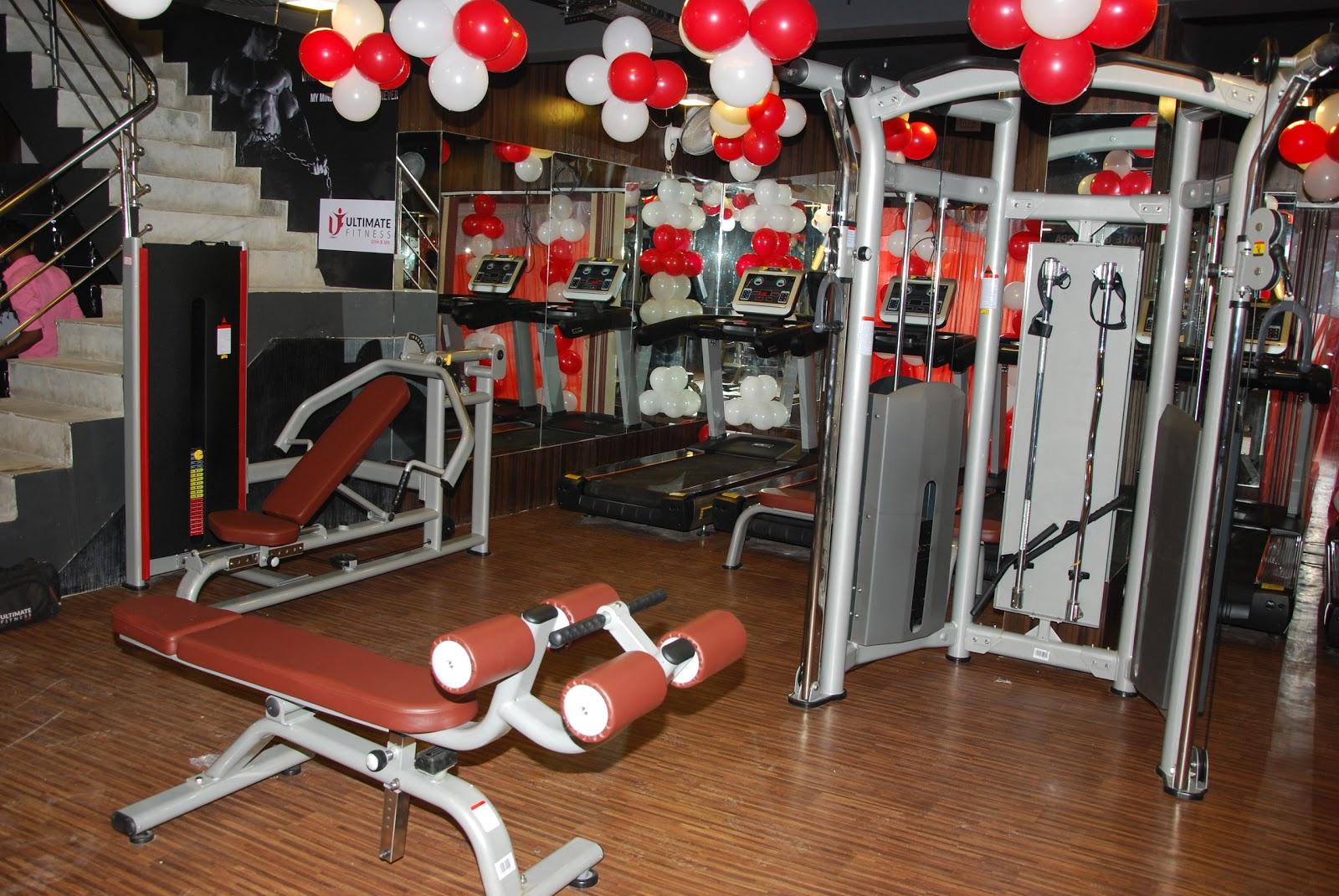 Ultimate Fitness Gym & Spa - photo