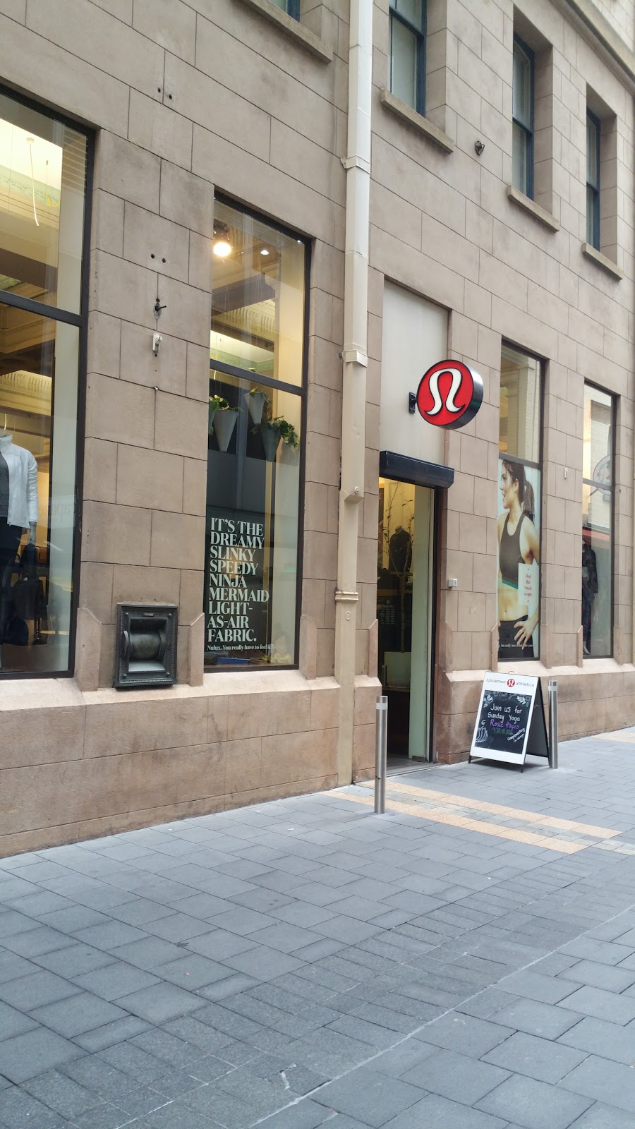 lululemon - photo