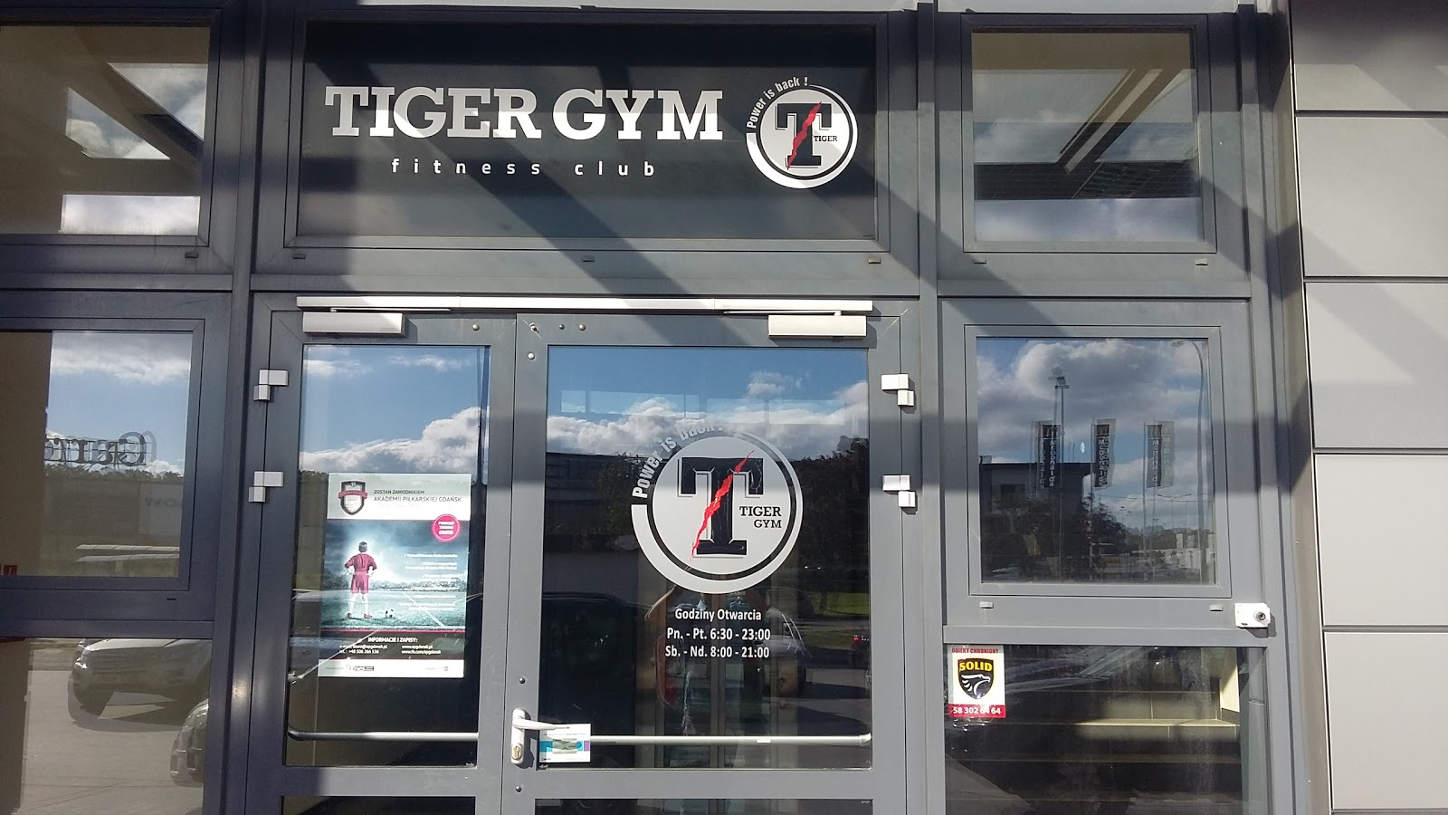 Tiger Gym - photo