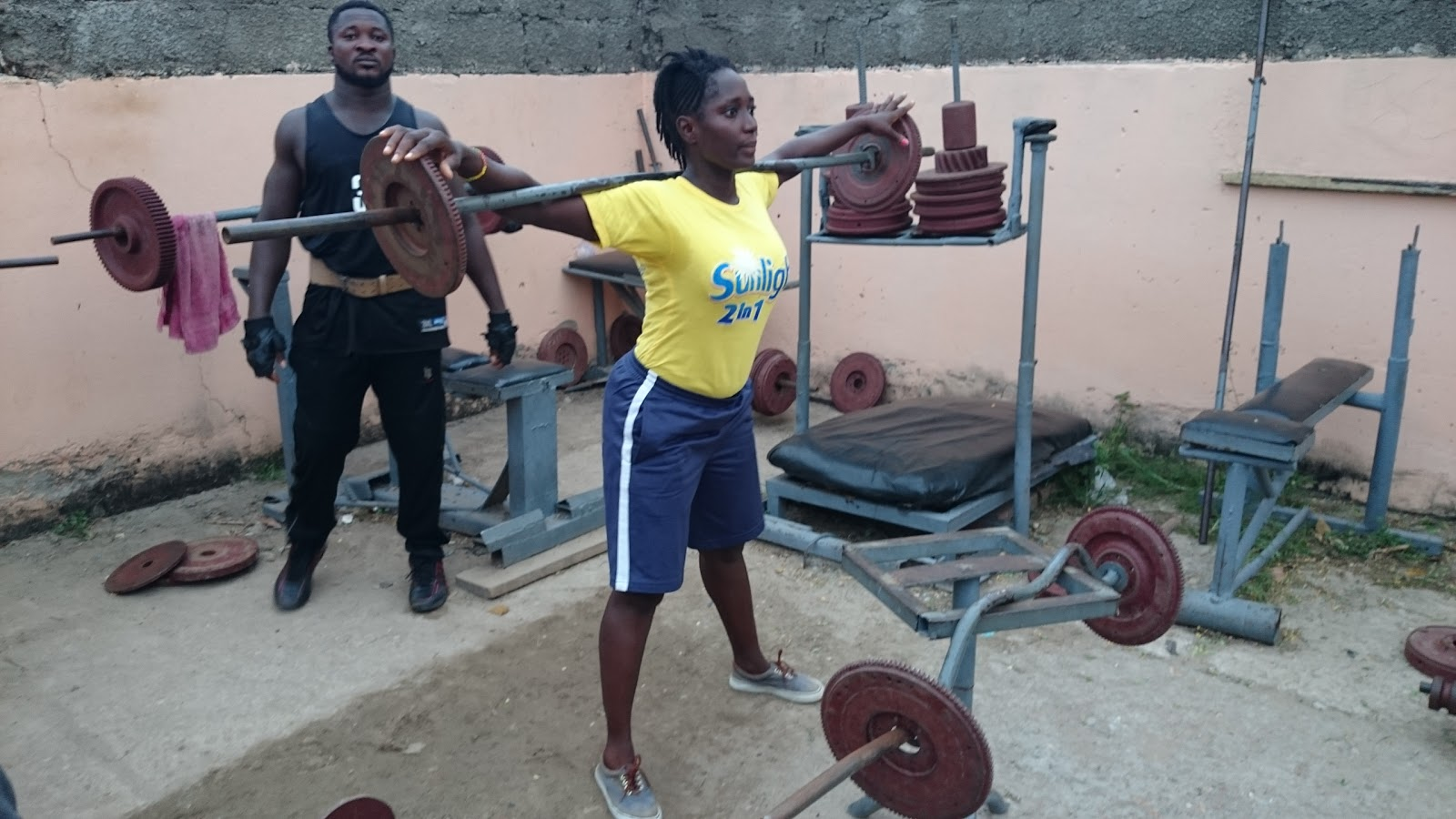 Titans Chambers Gym,Tema. Comm.4 - photo