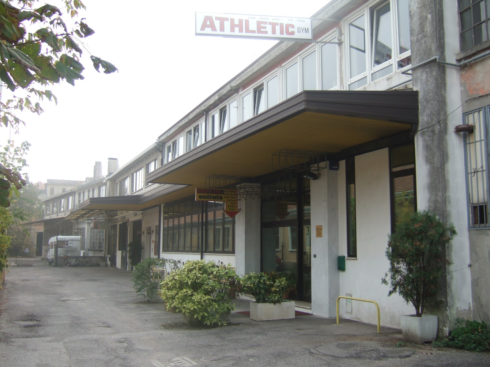 ATHLETIC GYM - photo