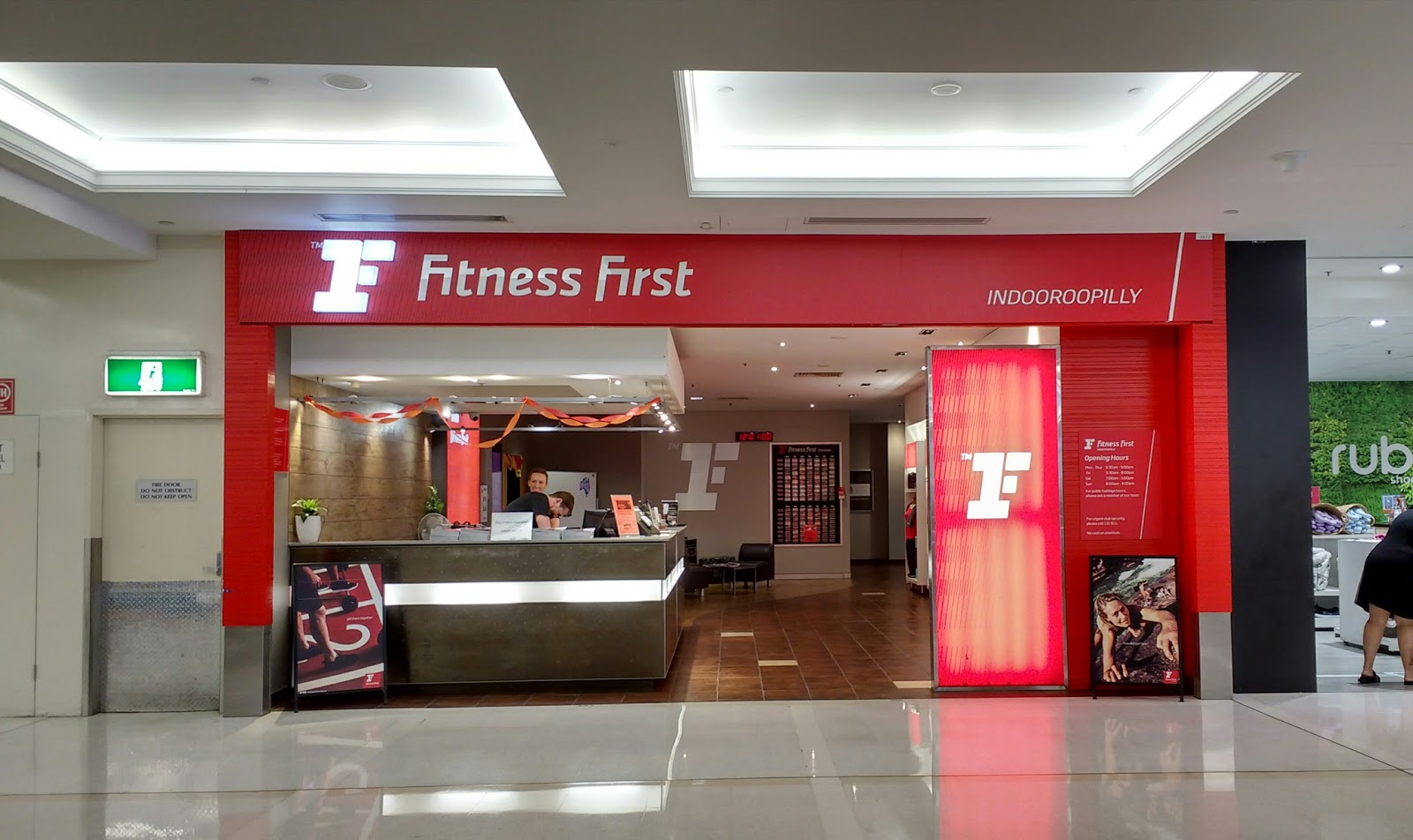 Fitness First Indooroopilly - photo