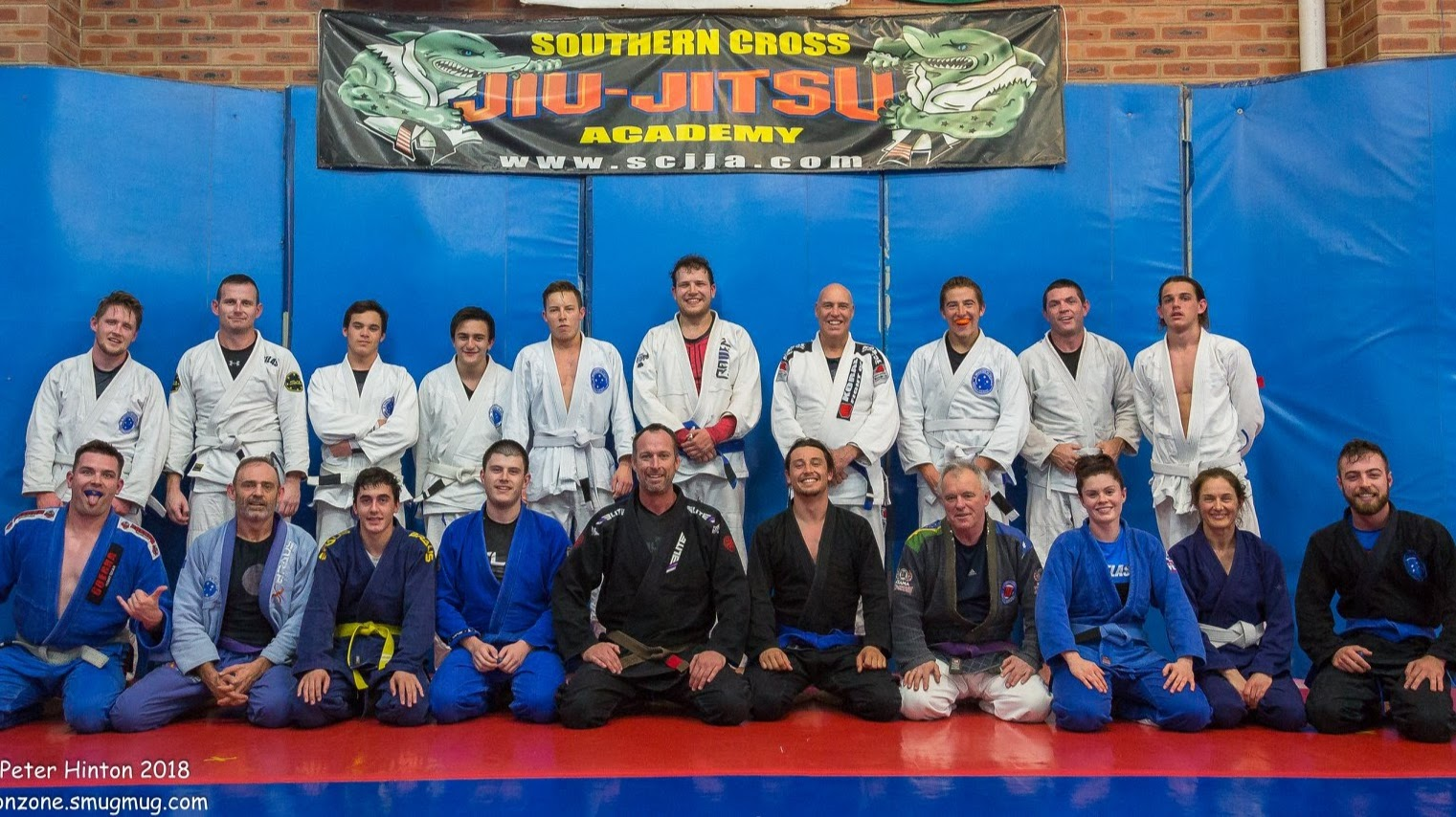 Southern Cross Jiu-Jitsu Academy - photo