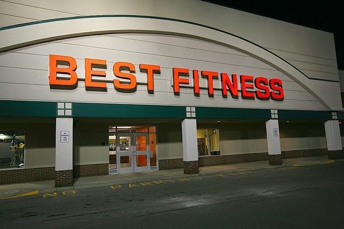 Best Fitness - Fuller Rd - photo
