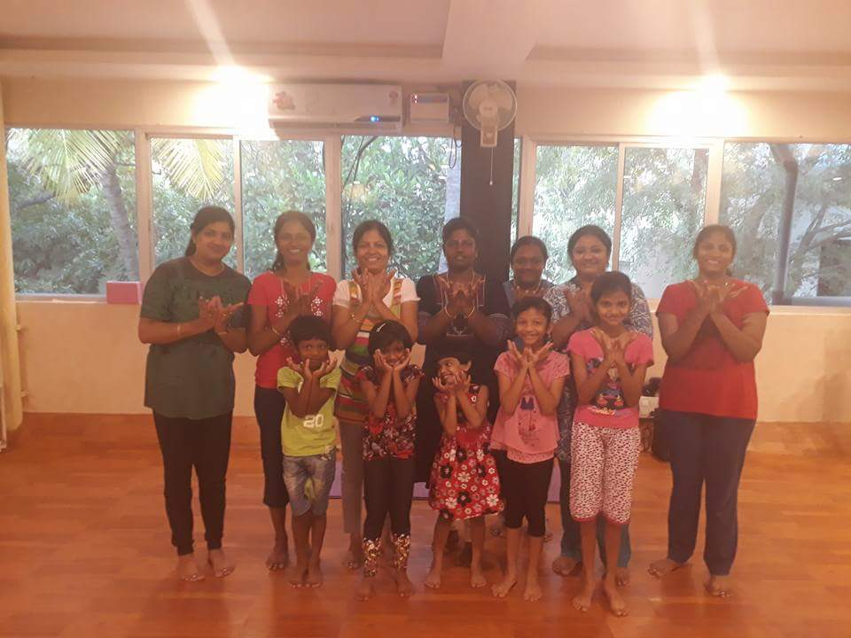 MANSA yoga studio ( yoga classes, western & zumba classes in trichy ) - photo