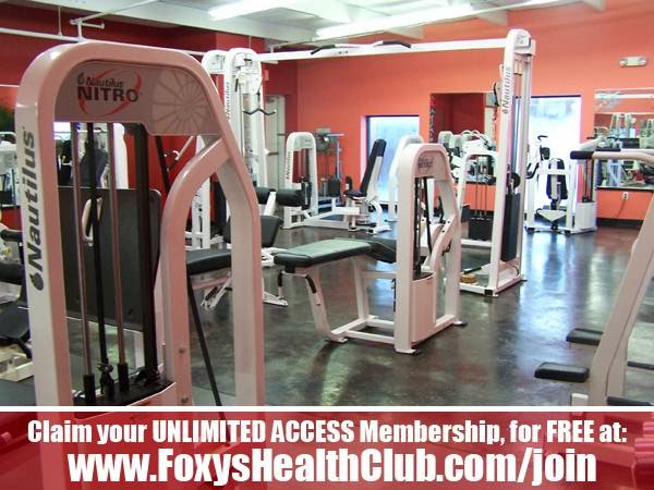 Prairieville Health Club at Foxy's Fitness Centers - photo