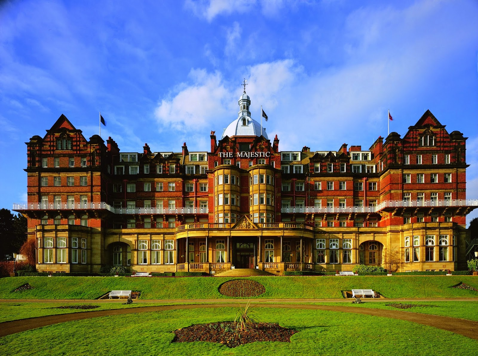 The Majestic Hotel, Harrogate - part of The Cairn Collection - photo