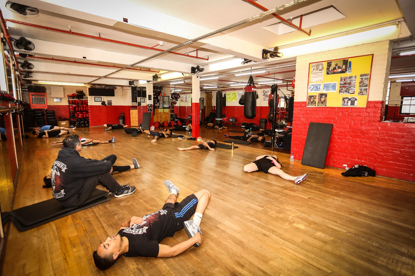 Leicester Kickboxing - photo