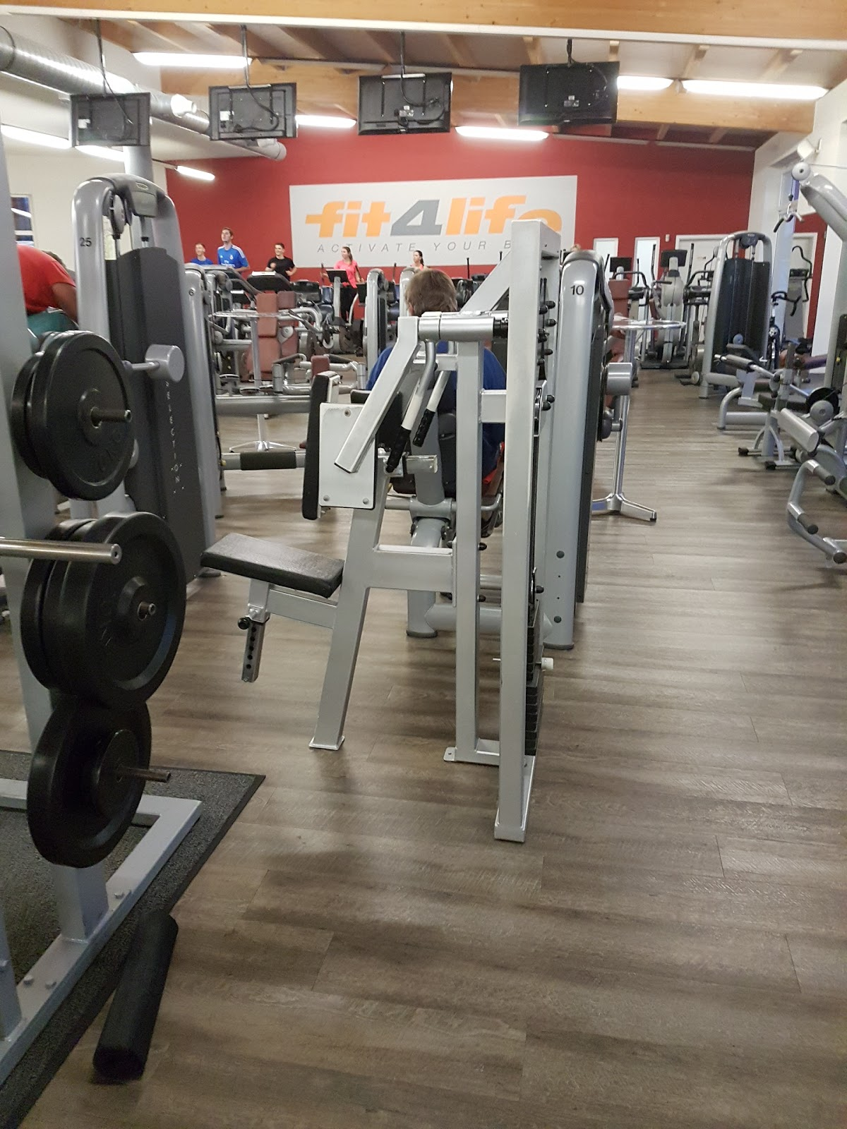 Fit 4 life Fitness- und Wellnesspark OHG - photo