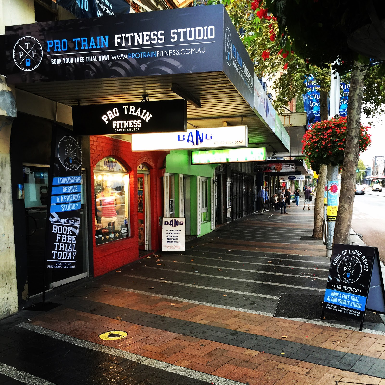 Pro Train Fitness - photo