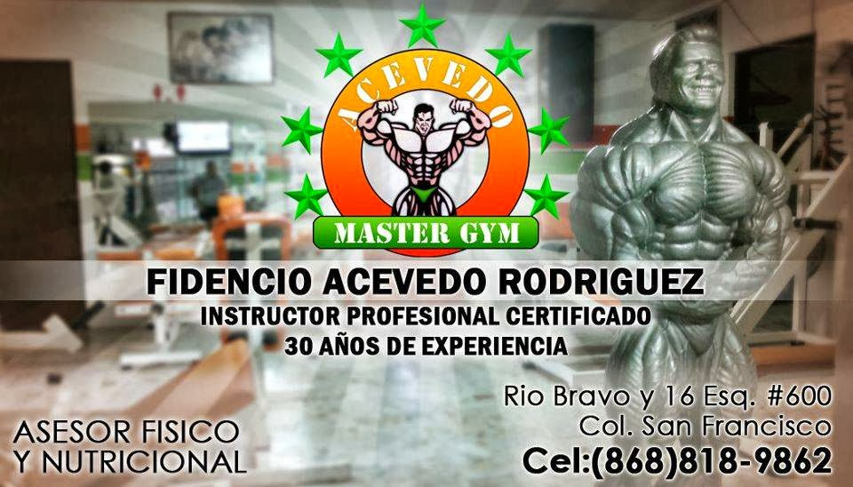 Acevedo Master Gym - photo