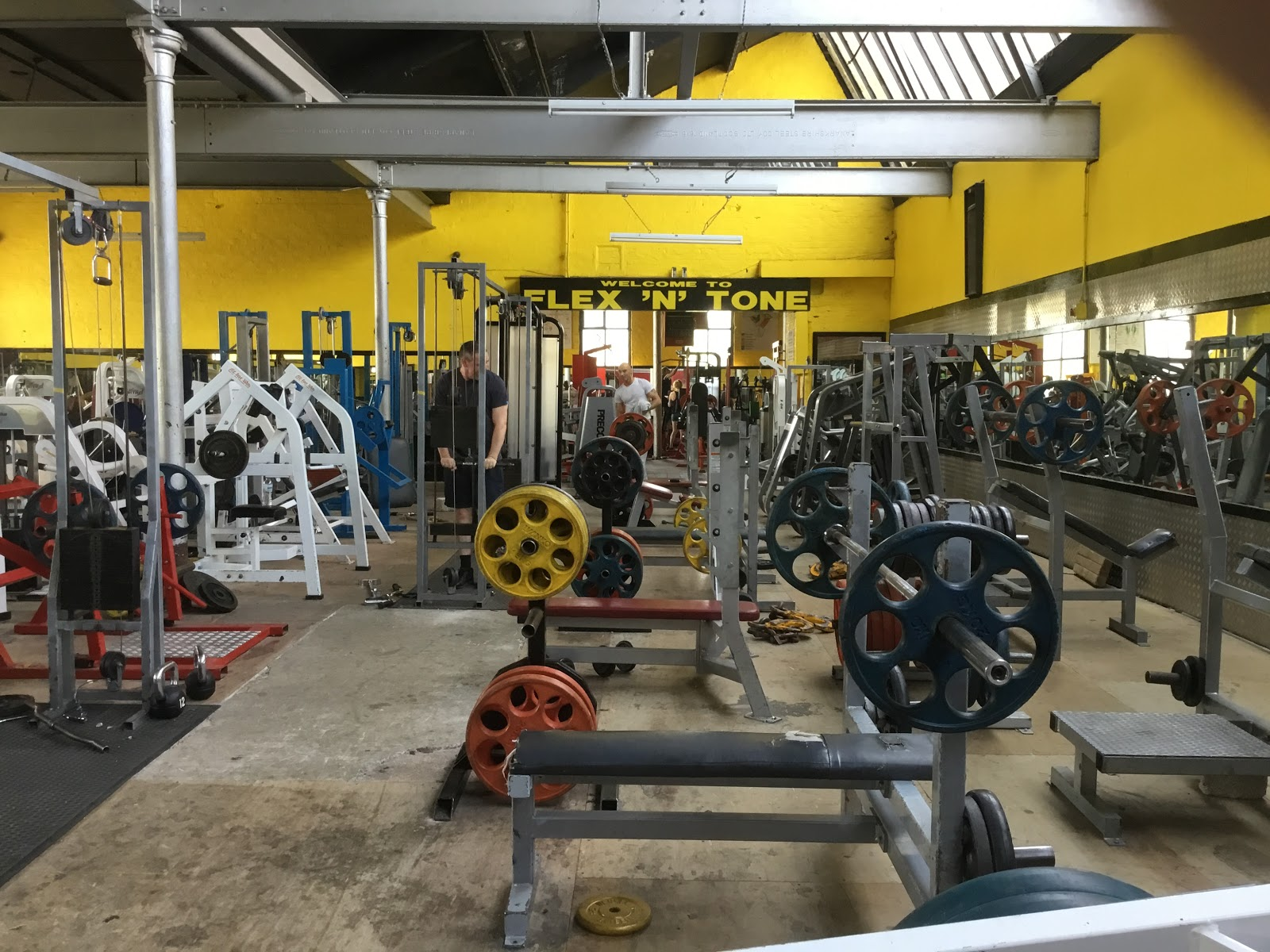Flex N Tone old school bodybuilding gym & fitness centre - photo