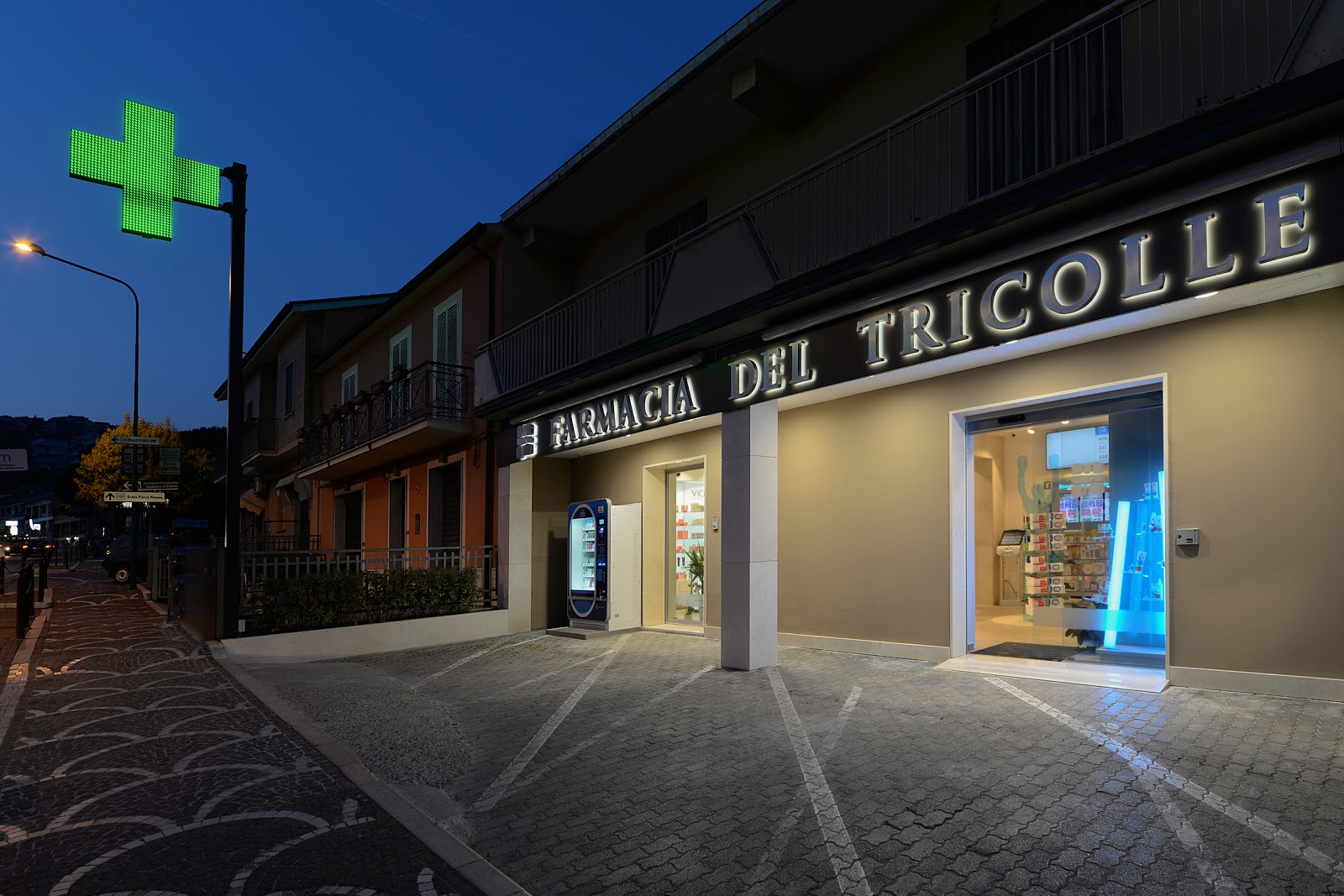 Farmacia del Tricolle s.a.s - photo