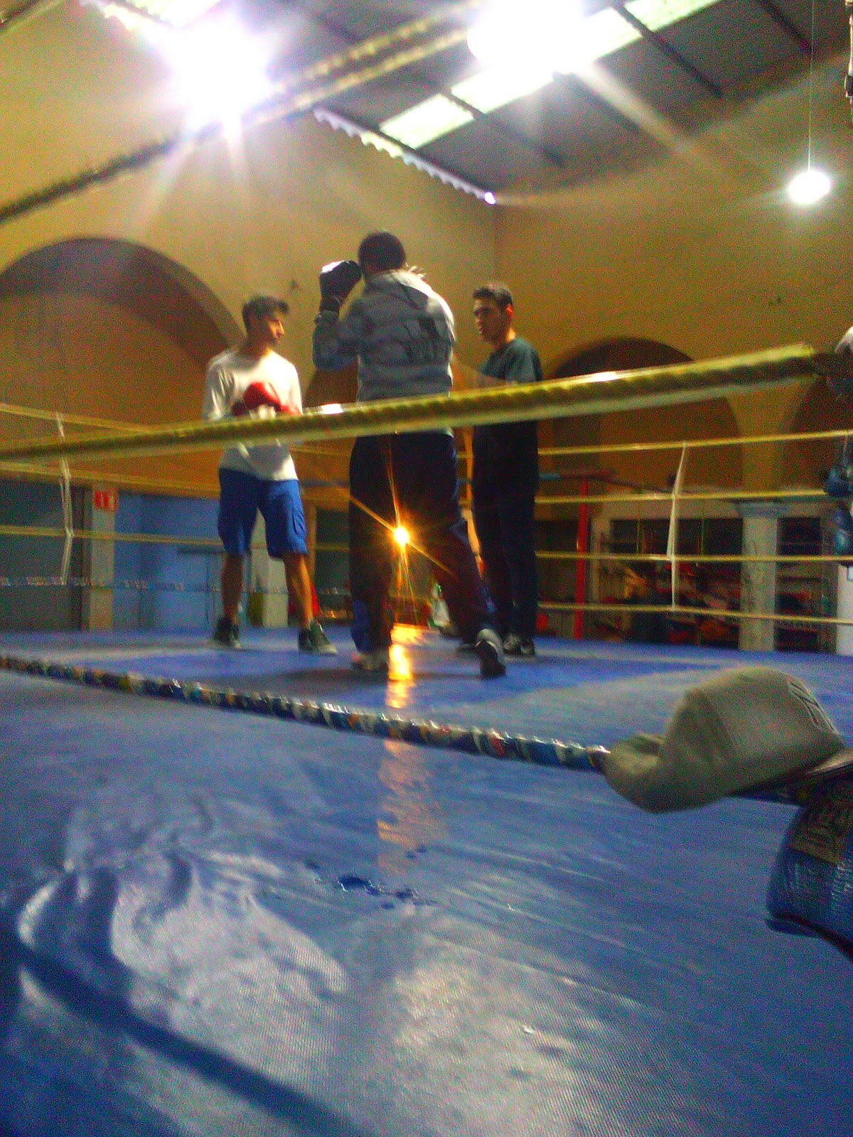 Clases De Box Luis Angel Melendez - photo