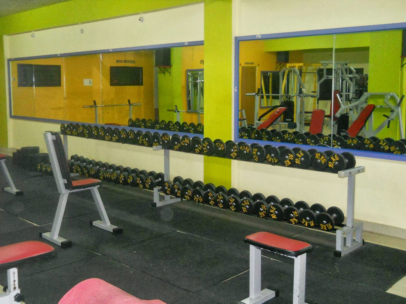 Shashank Gym - photo