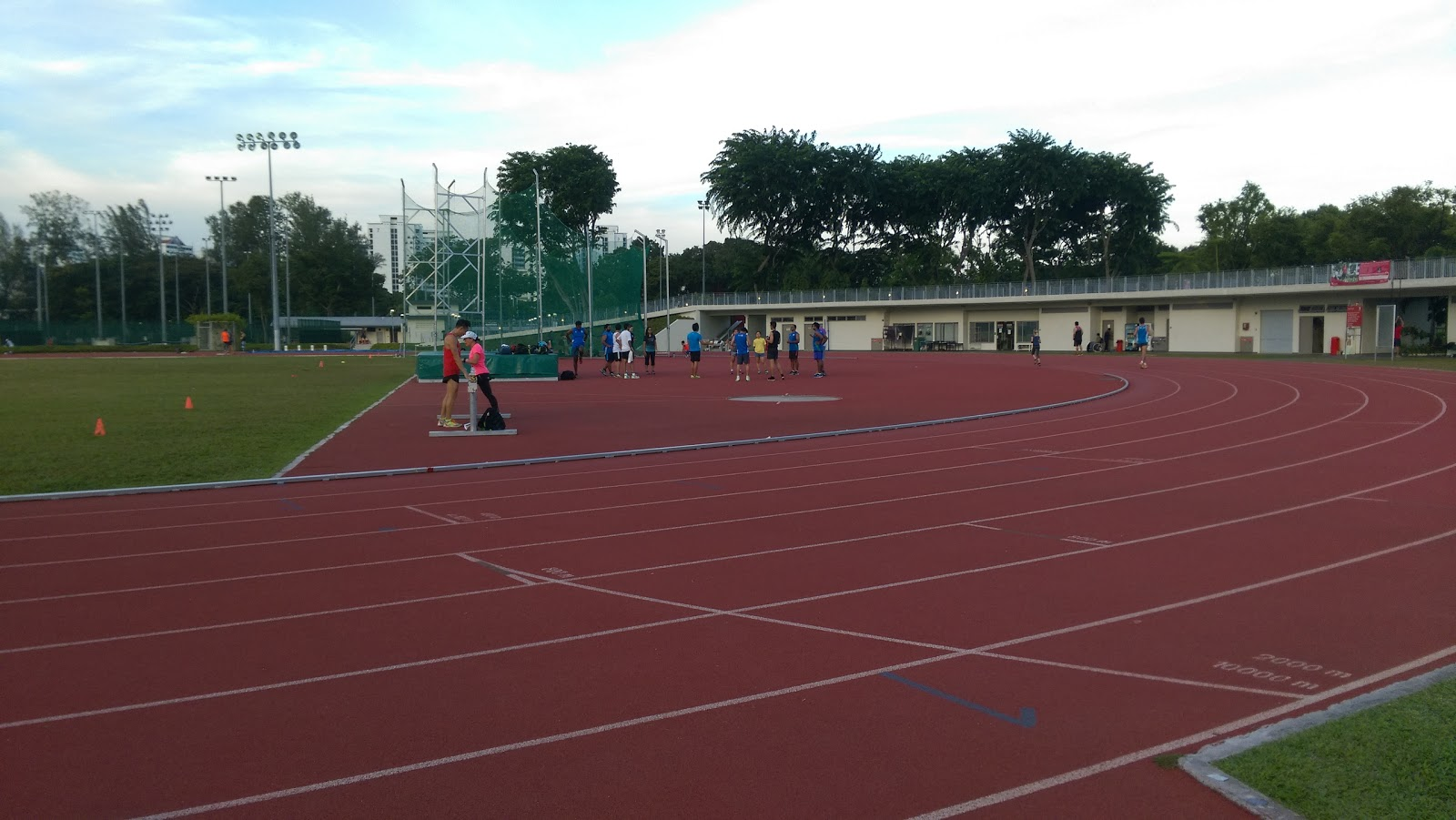 Kallang Practice Track - photo