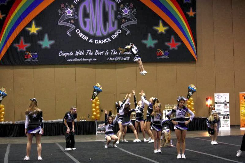 Class Act All Star Cheerleading - photo