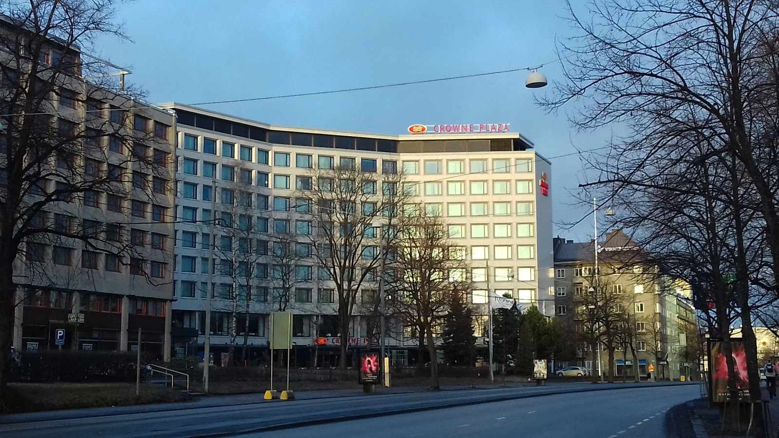Crowne Plaza Helsinki - photo