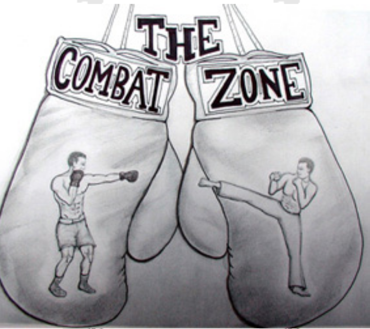 The COMBAT ZONE - photo