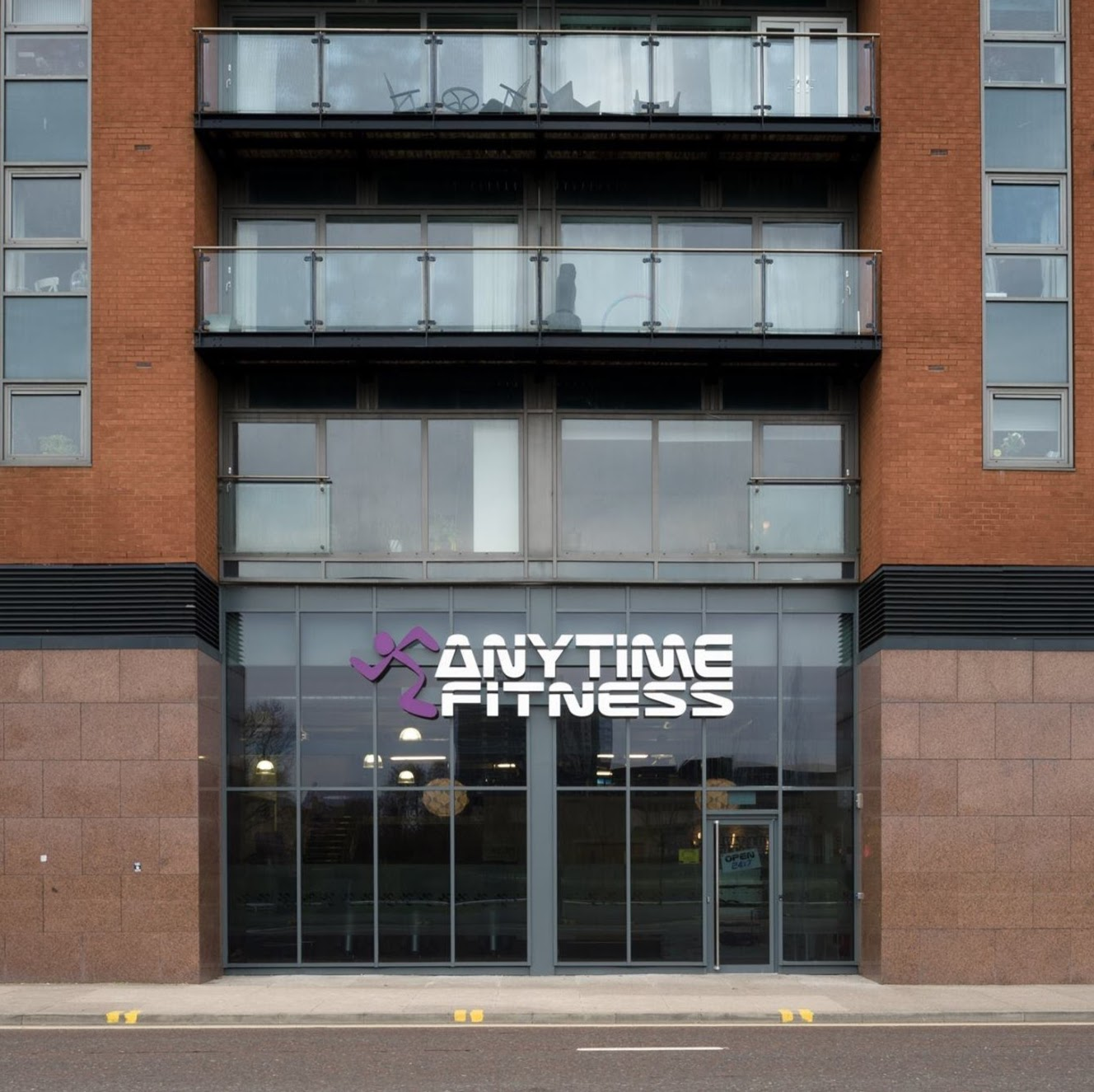 Anytime Fitness, Glasgow St Enoch - photo