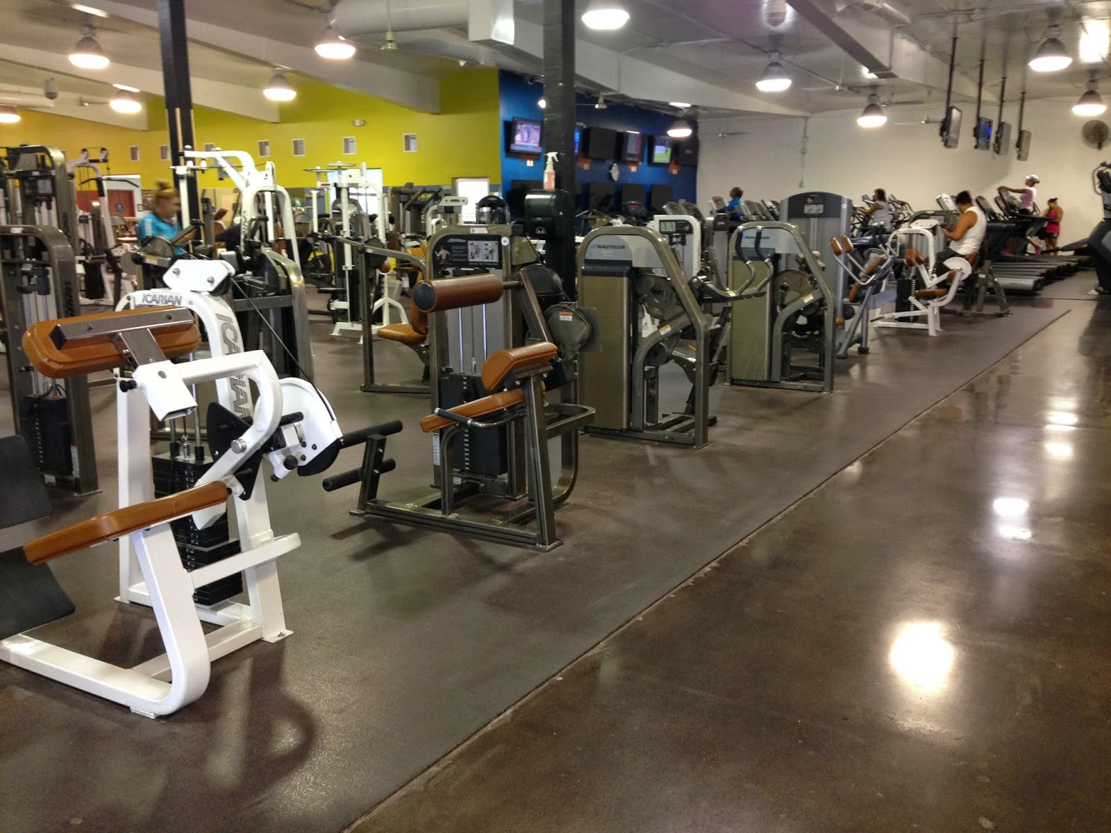 In-Shape Health Clubs - photo