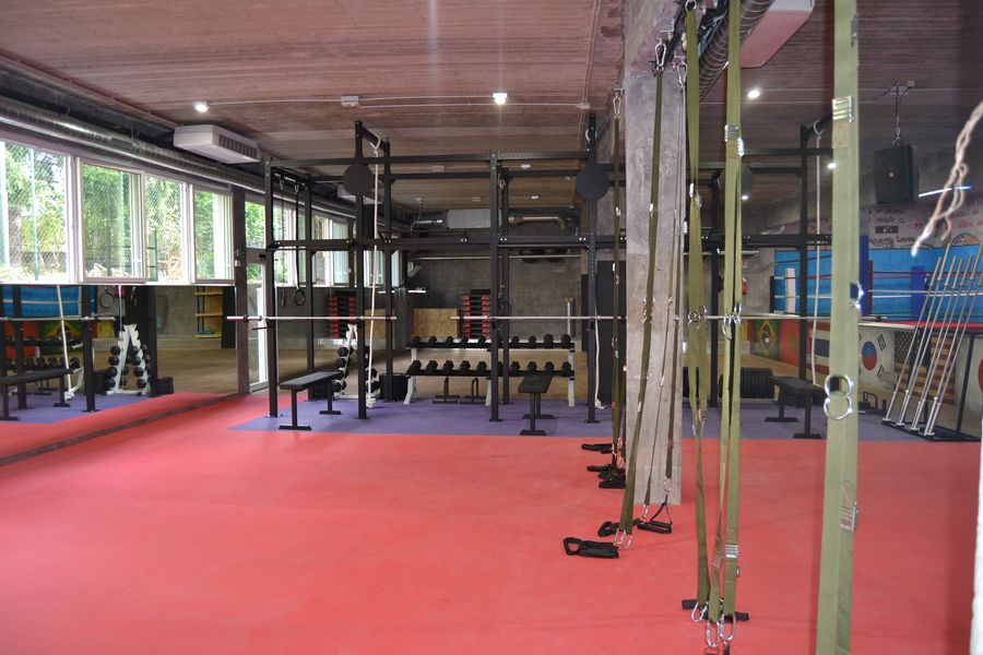 1FIT palestra Arenzano - photo