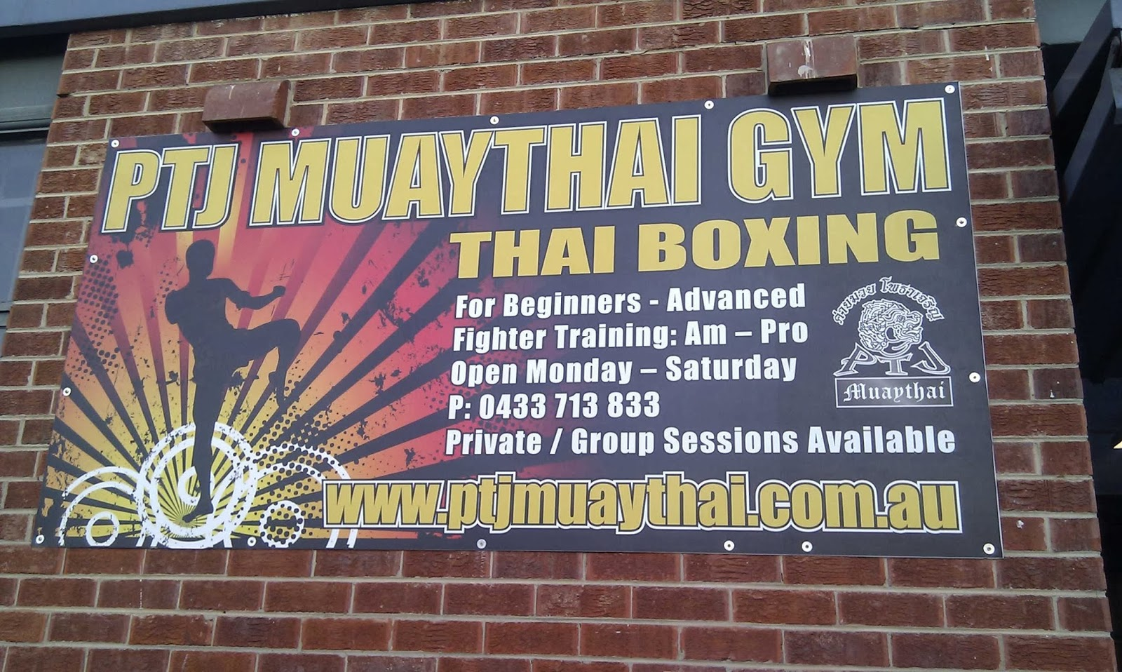 PTJ Muaythai - photo