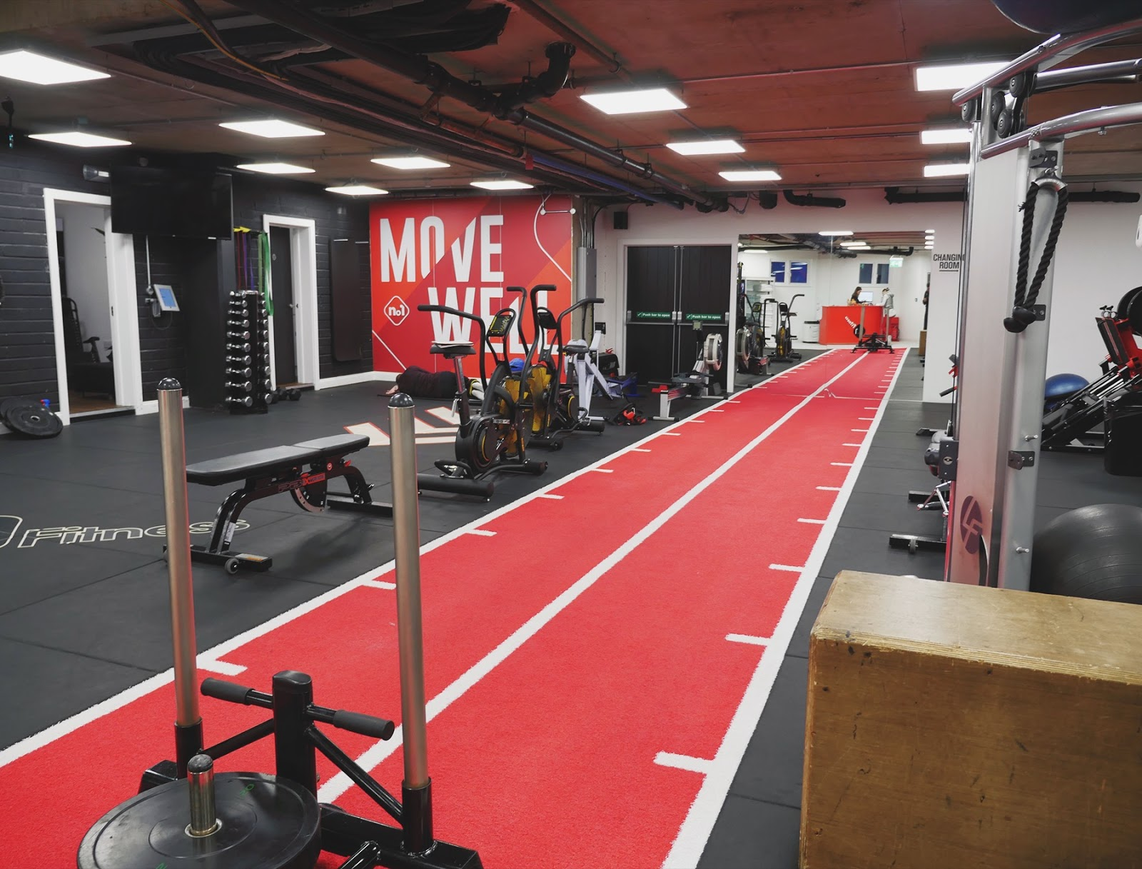 No1 Fitness - Tower Bridge - SE1 - Personal Training - photo