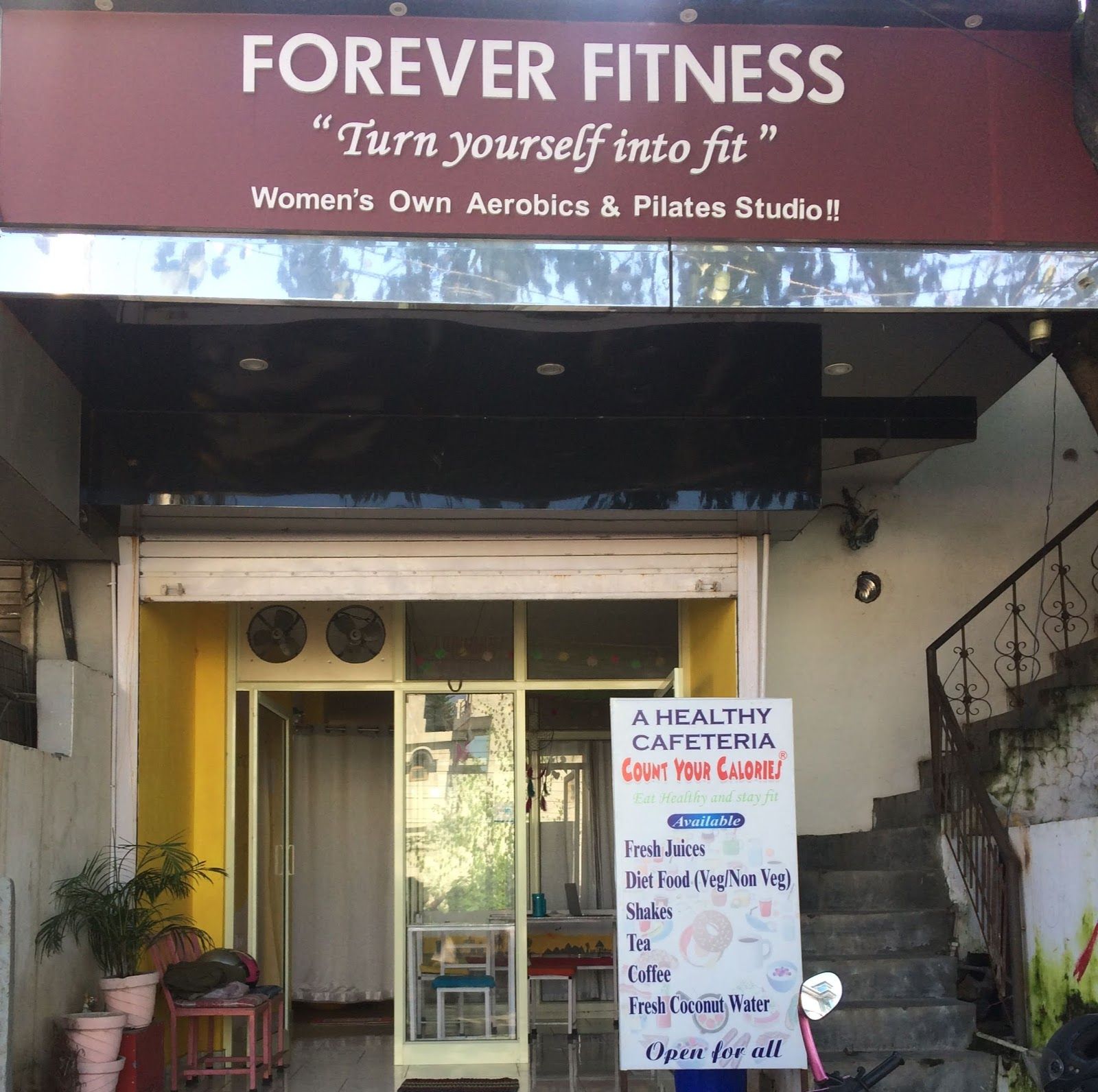 Forever Fitness Studio - photo
